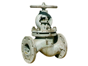 клапан запорный ру40